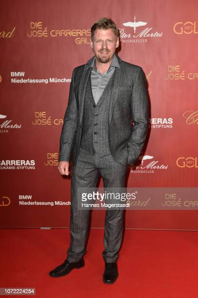 Martin Gruber during the 24th Annual Jose Carreras Gala at Bavaria Studios on December 12 2018 in Munich Germany