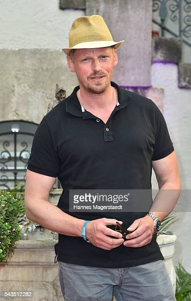 Martin Gruber during the Bavaria Film reception during the Munich Film Festival 2016 at Kuenstlerhaus am Lenbachplatz on June 28 2016 in Munich...