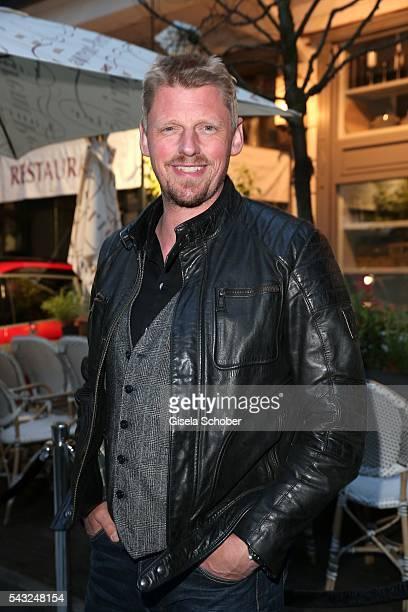 Martin Gruber during the Peugeot BVC Casting Night during the Munich Film Festival 2016 at Kaeferschaenke on June 26 2016 in Munich Germany