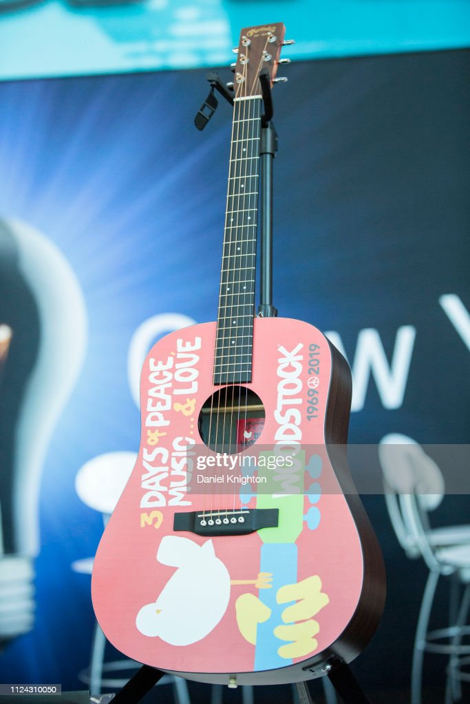 The 2019 NAMM Show Media Preview Day : News Photo