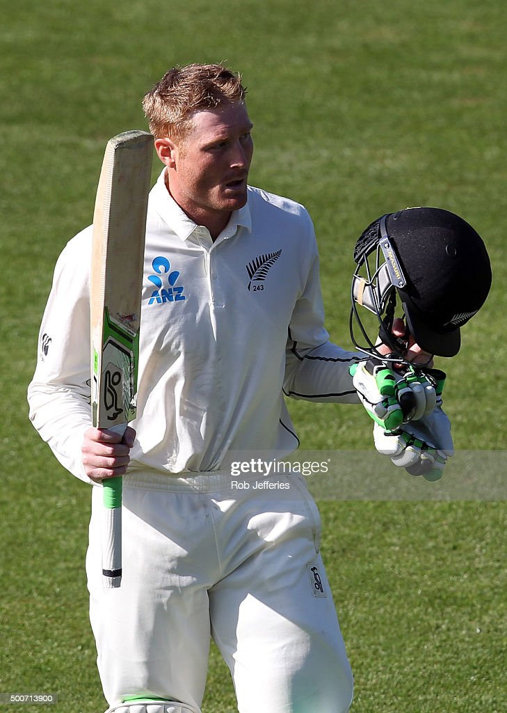 New Zealand v Sri Lanka - 1st Test: Day 1