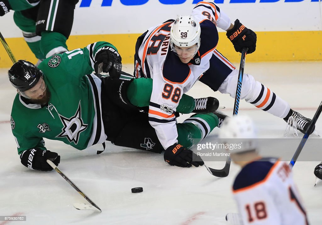 Edmonton Oilers v Dallas Stars : News Photo