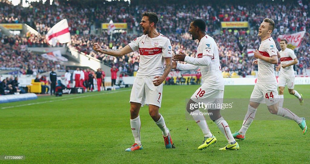 VfB Stuttgart v Eintracht Braunschweig - Bundesliga