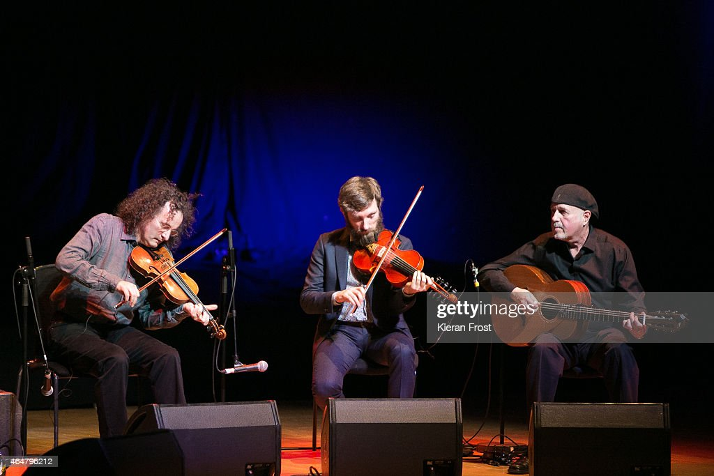The Gloaming Perform At National Concert Hall In Dublin : News Photo