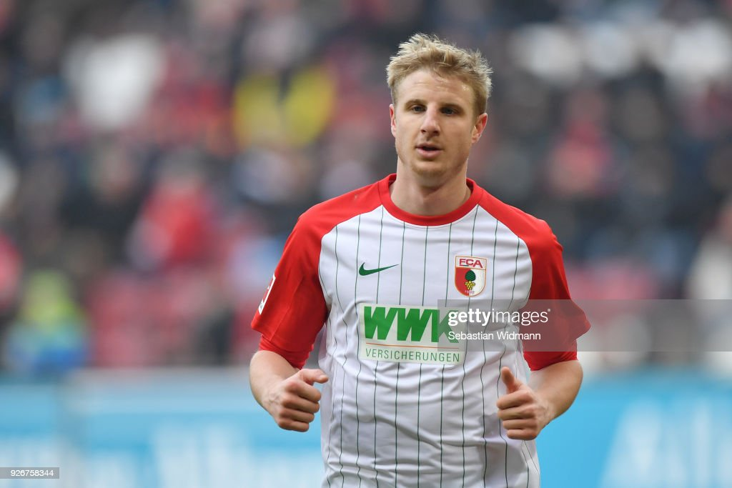 FC Augsburg v TSG 1899 Hoffenheim - Bundesliga : ニュース写真