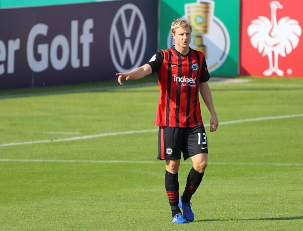 TSV 1860 Muenchen v Eintracht Frankfurt - DFB Cup: First Round