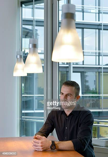 Martin J Muench managing director of Gamma International GmbH pauses during an interview in Munich Germany on Sept 12 2012 Muench said the company...