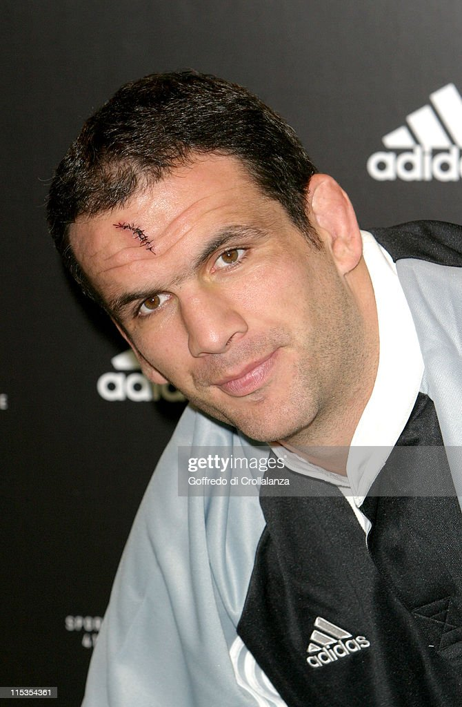 Martin Johnson during Launch of First Adidas Sports Performance Store in London at Adidas Store in London, Great Britain.