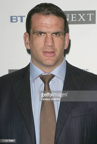 Martin Johnson during The Breathing Life Awards 2004 Arrivals at Royal Lancaster Hotel in London Great Britain