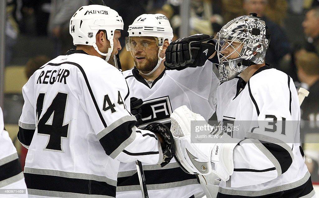 Los Angeles Kings v Pittsburgh Penguins