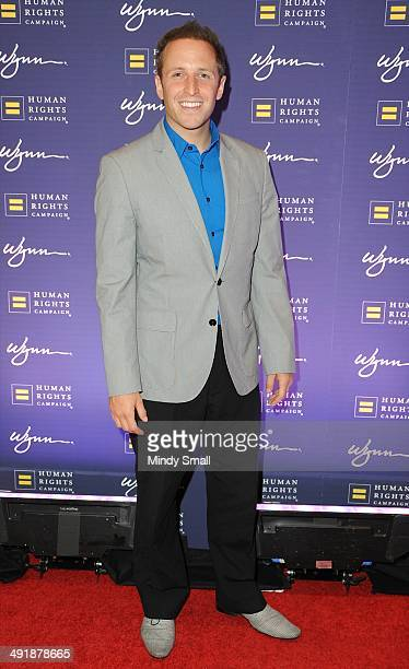 Martin Kaye arrives at the 9th Annual Human Rights Campaign Gala at the Wynn Las Vegas on May 17, 2014 in Las Vegas, Nevada.