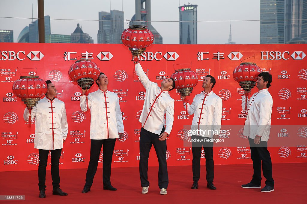 WGC - HSBC Champions: Previews : News Photo