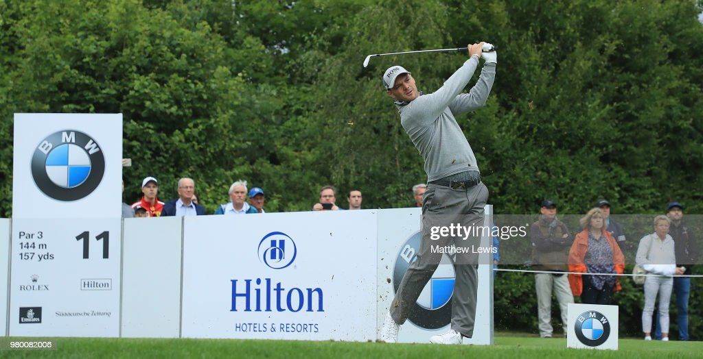 BMW International Open - Day One