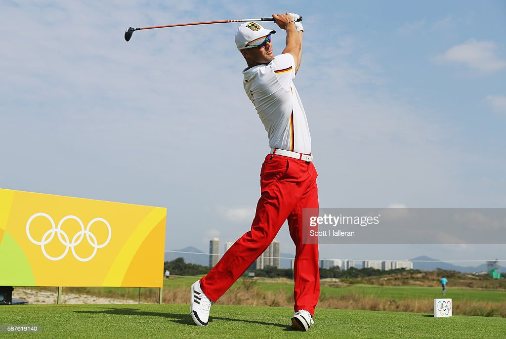 Golf Previews - Olympics: Day 4 : News Photo