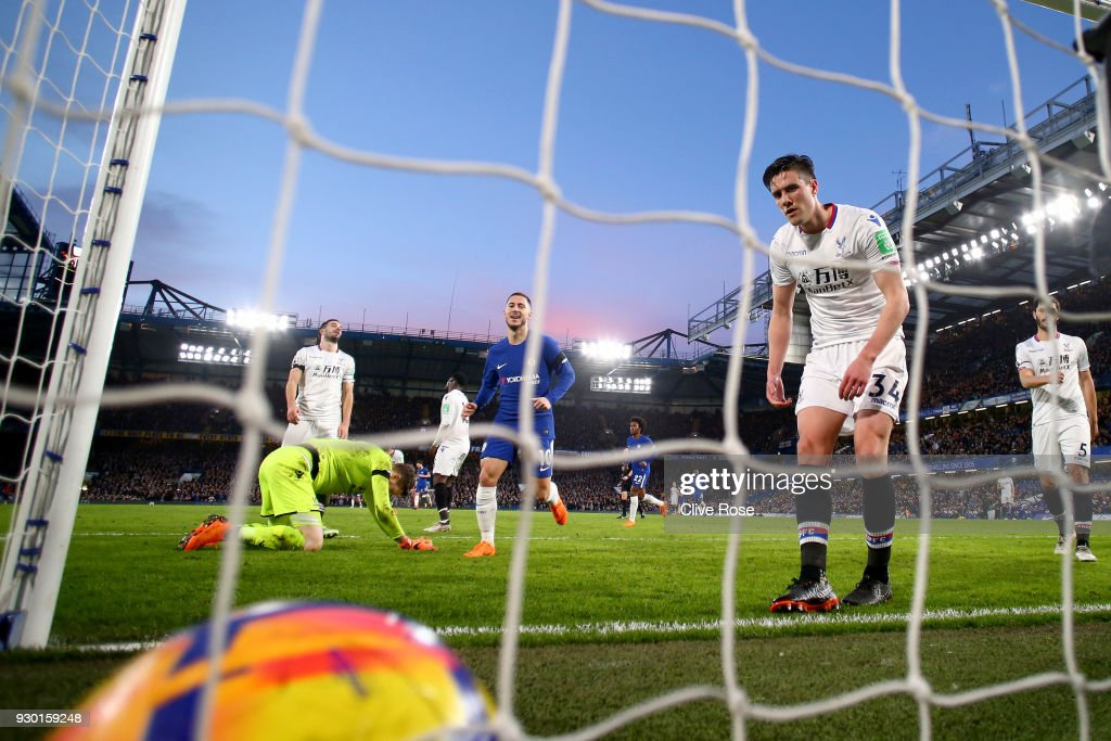 Chelsea v Crystal Palace - Premier League : News Photo