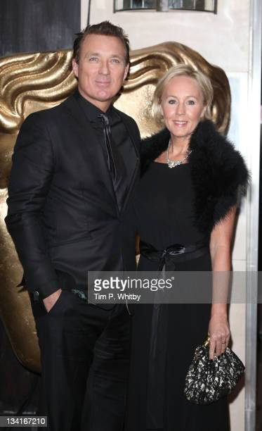Martin Kemp and Shirlie Holliman attends British Academy Children's Awards 2011 at London Hilton on November 27 2011 in London England