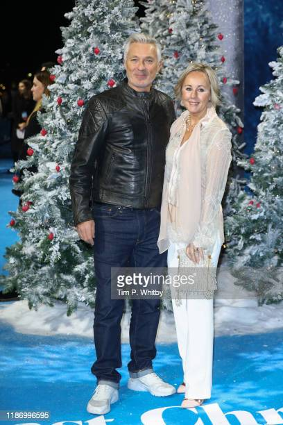 """Martin Kemp and Shirlie Kemp attend the """"Last Christmas"""" UK Premiere at BFI Southbank on November 11, 2019 in London, England."""