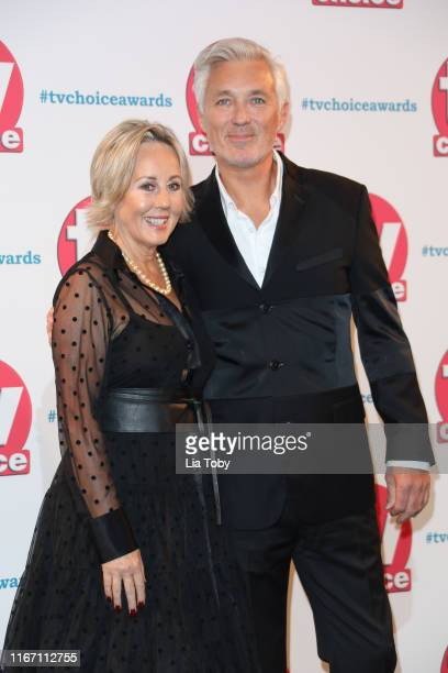 Martin Kemp and Shirlie Kemp attend The TV Choice Awards 2019 at Hilton Park Lane on September 9 2019 in London England