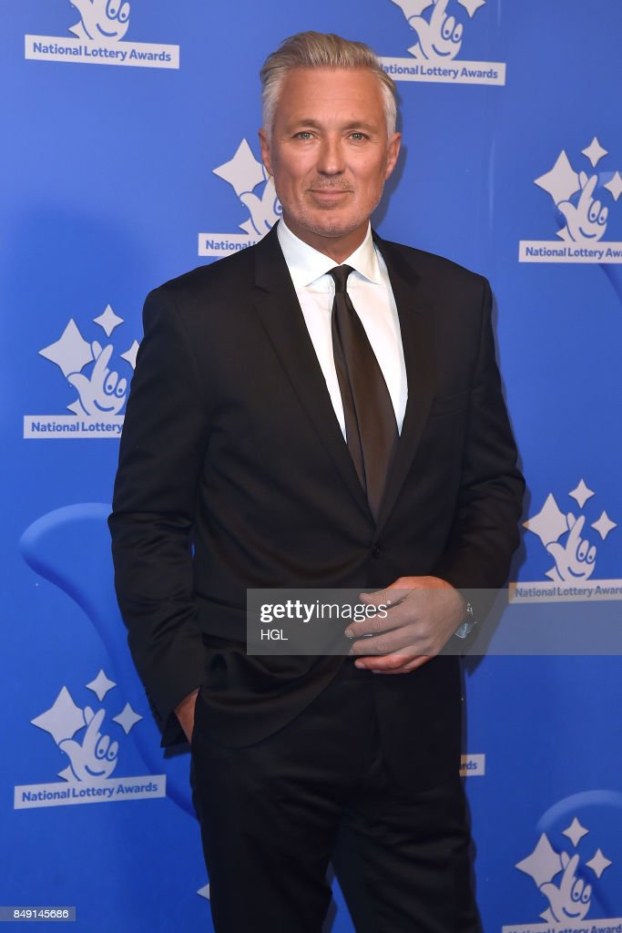 The National Lottery Awards 2017 - Red Carpet Arrivals : News Photo