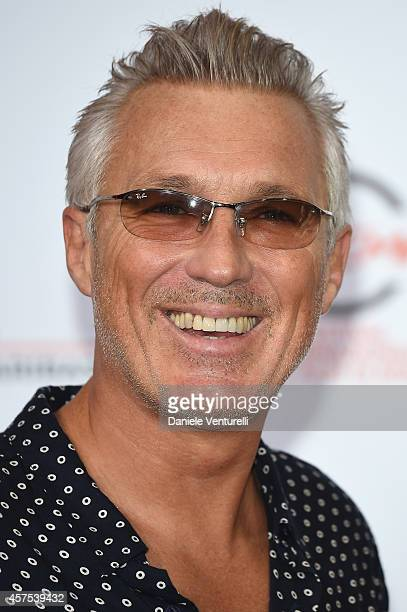 Martin Kemp attends 'Soul Boys of the Western World' Photocall during the 9th Rome Film Festival at Auditorium Parco Della Musica on October 20 2014...