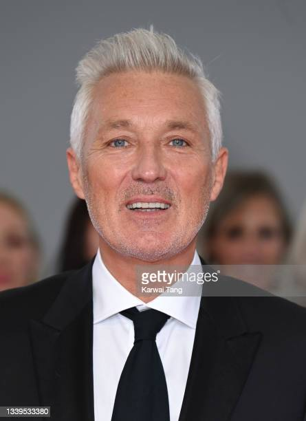 Martin Kemp attends the National Television Awards 2021 at The O2 Arena on September 09, 2021 in London, England.