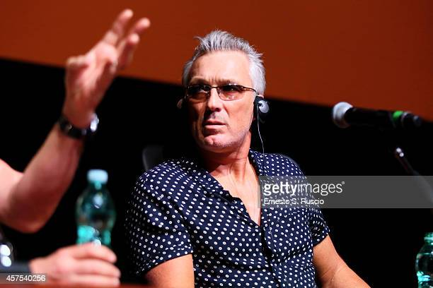 Martin Kemp attends the 'Soul Boys of the Western World' Press Conference during the 9th Rome Film Festival on October 20 2014 in Rome Italy