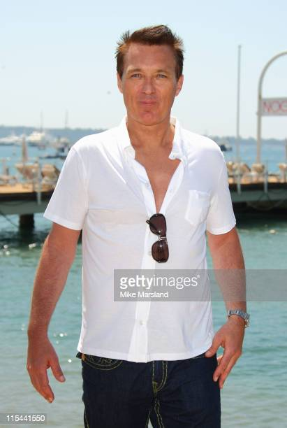 Martin Kemp of Spandau Ballet attends The Cannes Film Festival at Carlton Beach during the 62nd International Cannes Film Festival on May 19 2009 in...