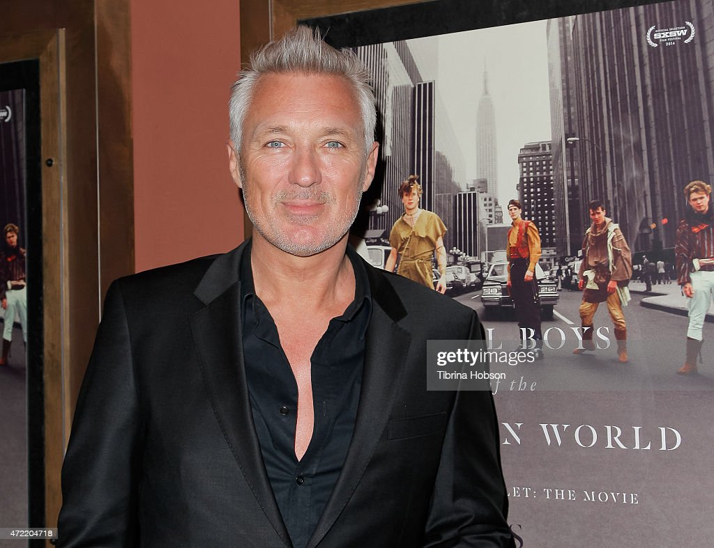 "Premiere Of ""Soul Boys Of The Western World: Spandau Ballet"" - Arrivals"