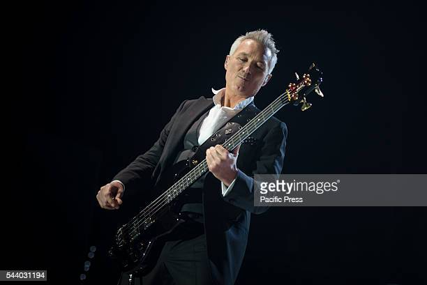 Martin Kemp of Spandau Ballet performing live at Pala Alpitour in Torino Spandau Ballet are an English band formed in London in the late 1970s The...
