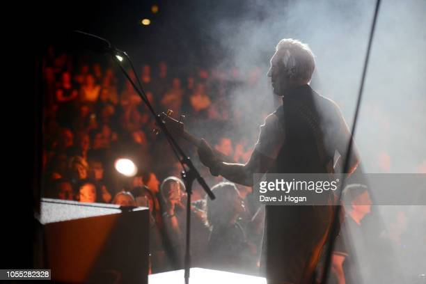 Martin Kemp of Spandau Ballet performs on stage at Eventim Apollo on October 29, 2018 in London, England.