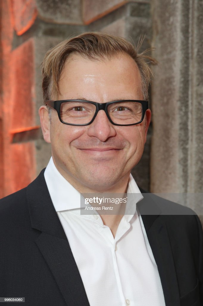 Martin Klempnow attends the 'Film- und Medienstiftung NRW' summer party at Wolkenburg on June 13, 2018 in Cologne, Germany.