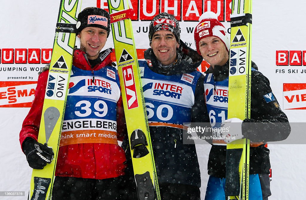 FIS World Cup - Ski Jumping - Day 1