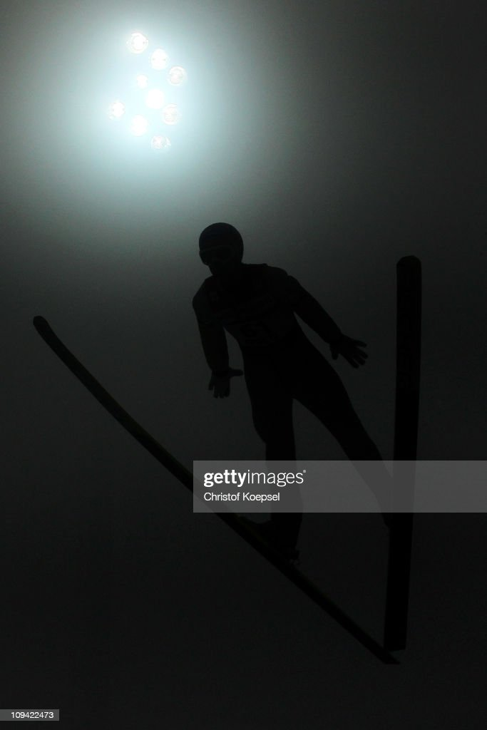 Men's Ski Jumping HS106 Qualification - FIS Nordic World Ski Championships