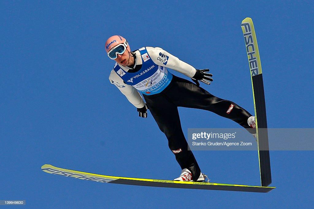FIS Ski Flying World Championships - Day Three