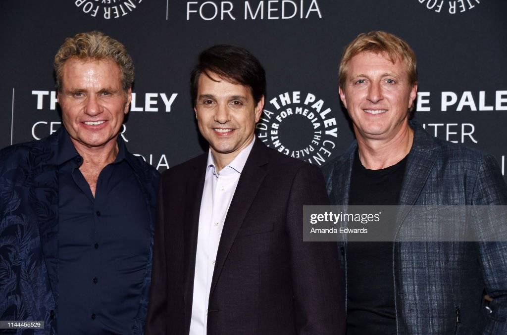 "CA: Premiere Screening And Conversation Of YouTube Original's ""Cobra Kai"" Season 2"