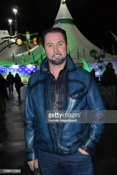 Martin Lacey jr attends the premiere of Totem by Cirque du Soleil at Theresienwiese on February 13 2020 in Munich Germany
