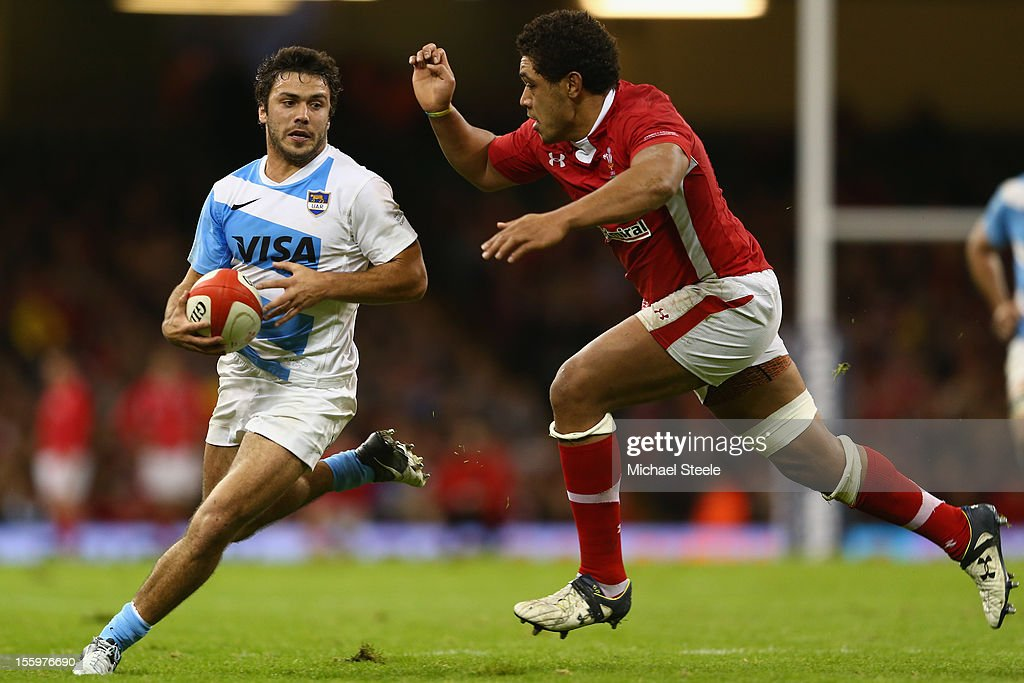 Wales v Argentina - International Match