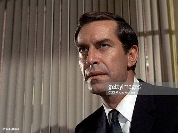 Martin Landau as Rollin Hand in the Mission Impossible episode 'Live Bait' Original airdate February 23 1969 Image is a frame grab