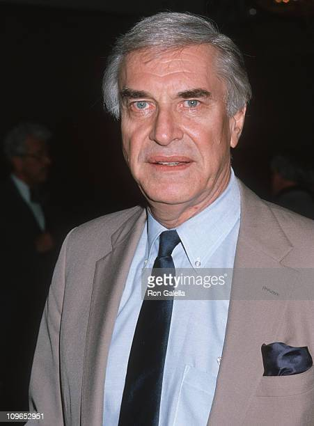 Martin Landau during 26th Annual Public Showmanship Awards at Sheraton Hotel in Los Angeles California United States