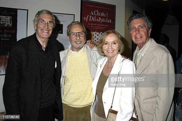 Martin Landau Mark Rydell Eva Marie Saint and Jeffrey Hayden
