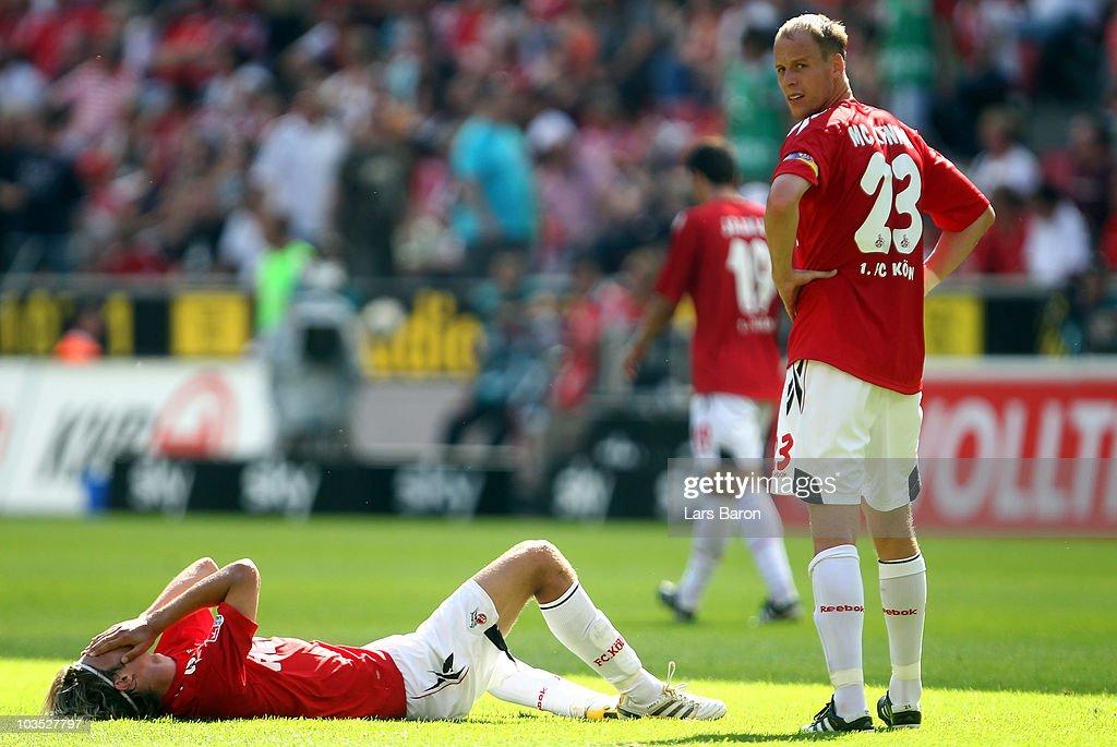 1. FC Koeln v 1. FC Kaiserslautern - Bundesliga