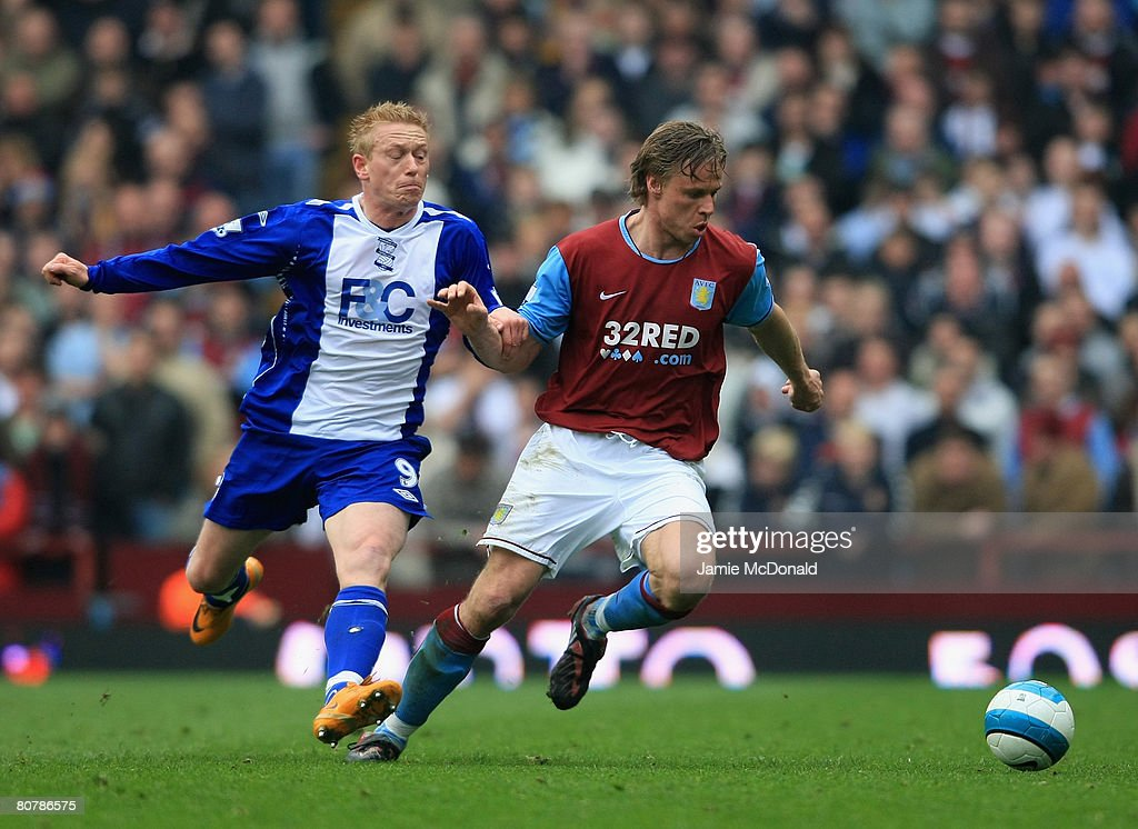 Aston Villa v Birmingham City - Premier League : News Photo
