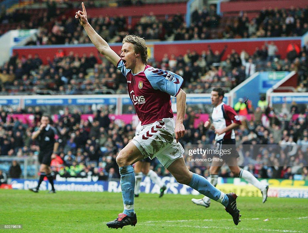Aston Villa v Middlesbrough : Foto jornalística