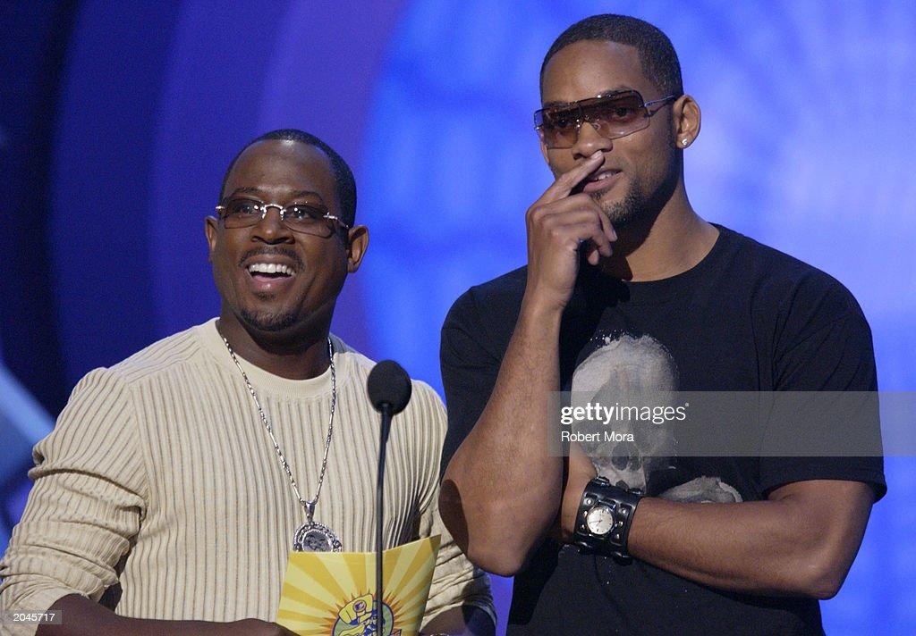 The 2003 MTV Movie Awards - Show : News Photo