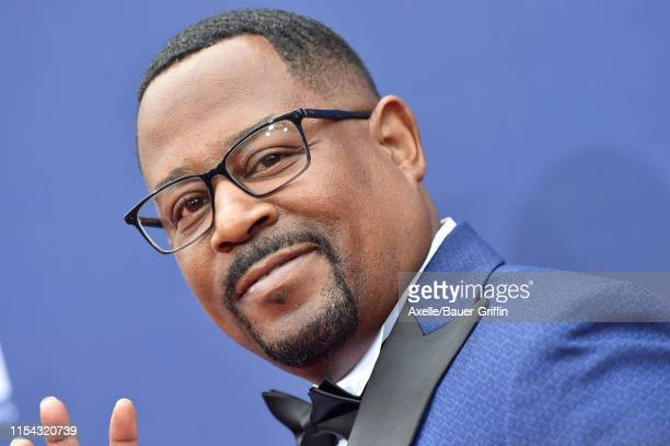 Martin Lawrence attends the American Film Institute's 47th Life Achievement Award Gala Tribute to Denzel Washington at Dolby Theatre on June 06 2019...