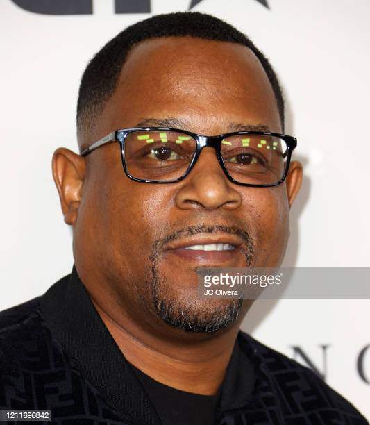 """Martin Lawrence attends the premiere of BET's """"Boomerang"""" Season 2 at Paramount Studios on March 10, 2020 in Los Angeles, California."""