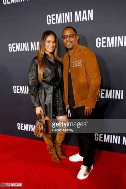 Martin Lawrence attends the Premiere of Gemini Man at the TCL Chinese Theater in Hollywood, CA on October 6, 2019.
