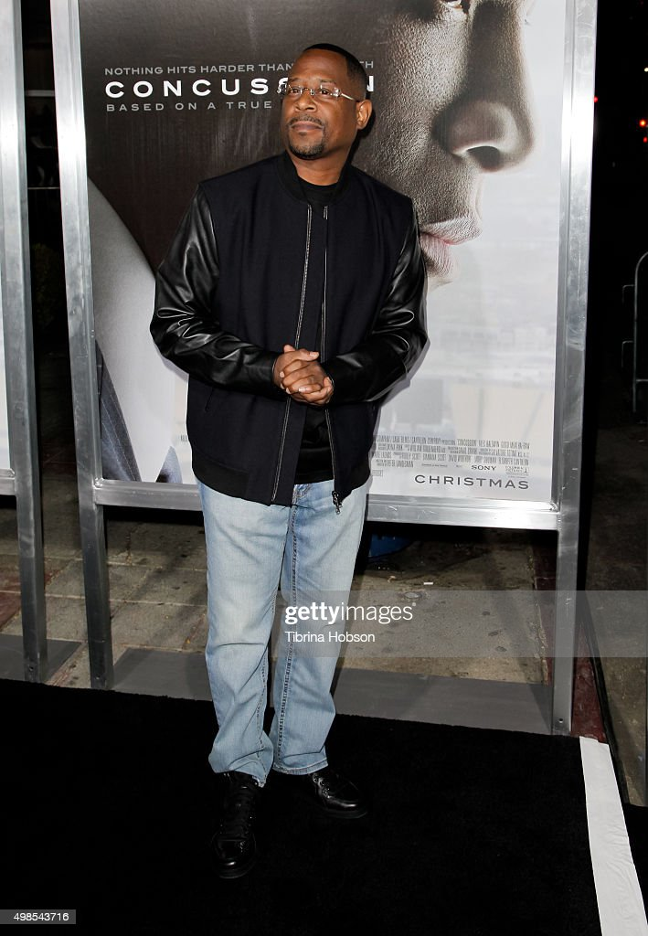 """Special Screening Of Columbia Pictures' """"Concussion"""" - Arrivals"""
