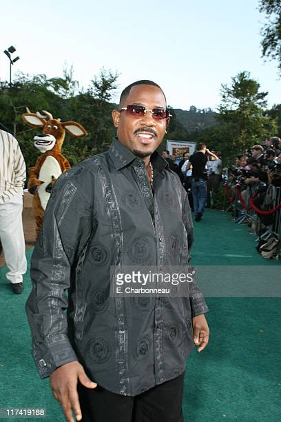 Martin Lawrence during Los Angeles Premiere of Columbia Pictures' and Sony Pictures Animation's 'Open Season' at The Greek Theatre in Los Angeles CA...