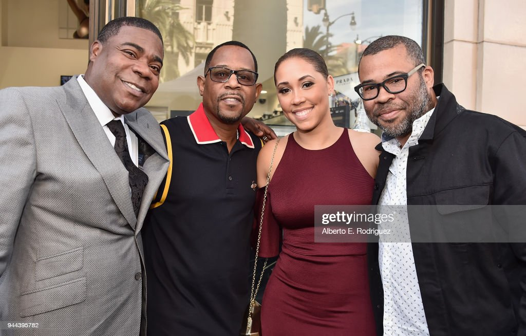 Tracy Morgan's Star Ceremony on the Hollywood Walk of Fame : News Photo